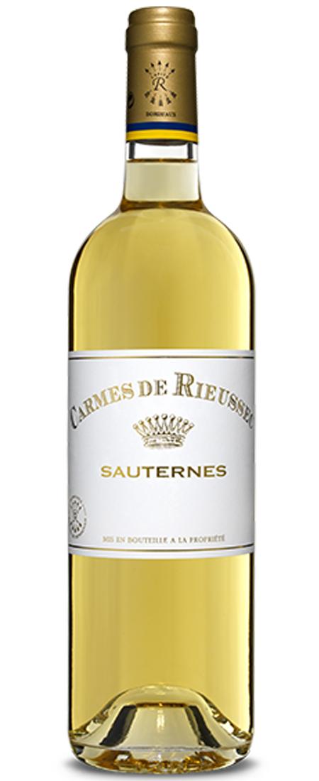 Sauternes, Carmes de Rieussec 2017