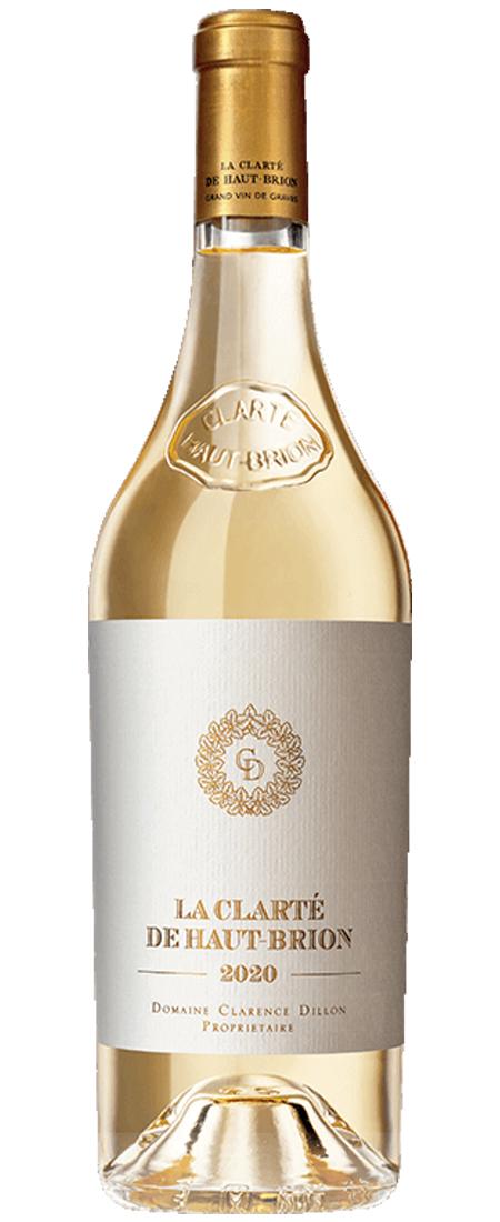 Pessac-Leognan, La Clarte de Haut Brion Blanc 2020