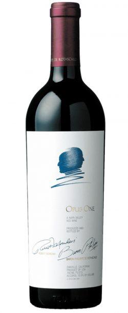 Californien, Napa Valley, Opus One 2015