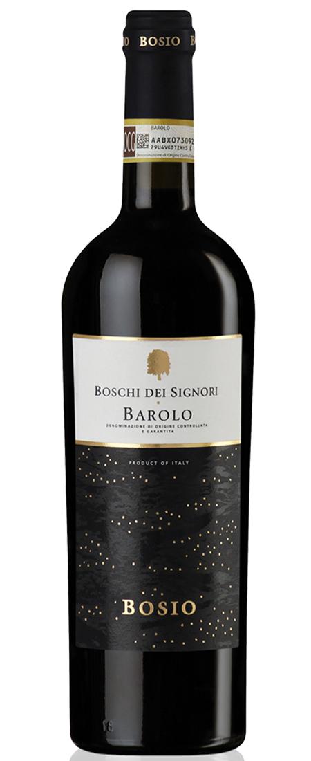 Piemonte, Bosio Barolo DOCG 2014
