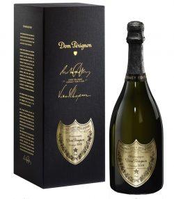 Champagne, Dom Pérignon 2008 Chef de Cave Legacy Edition i gaveæske