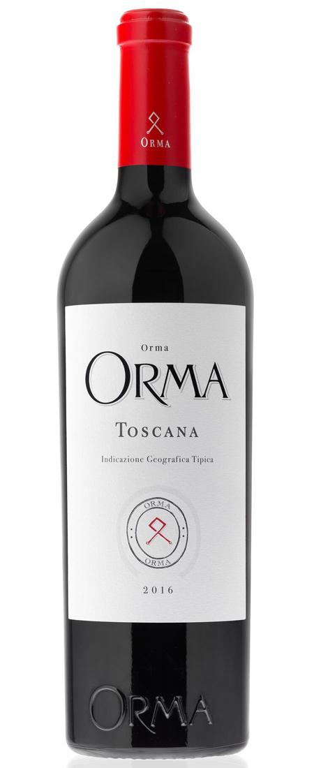 Toscana, Bolgheri, Orma 2016