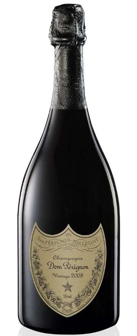 Champagne, Dom Pérignon 2008