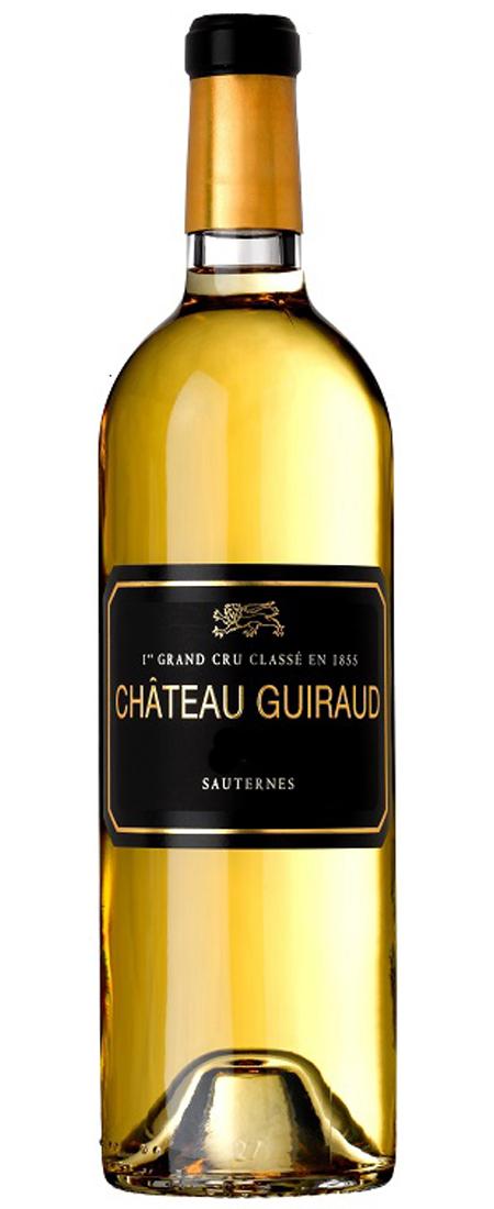 Sauternes 1er Grand Cru, Château Guiraud 2016 37,5 cl.