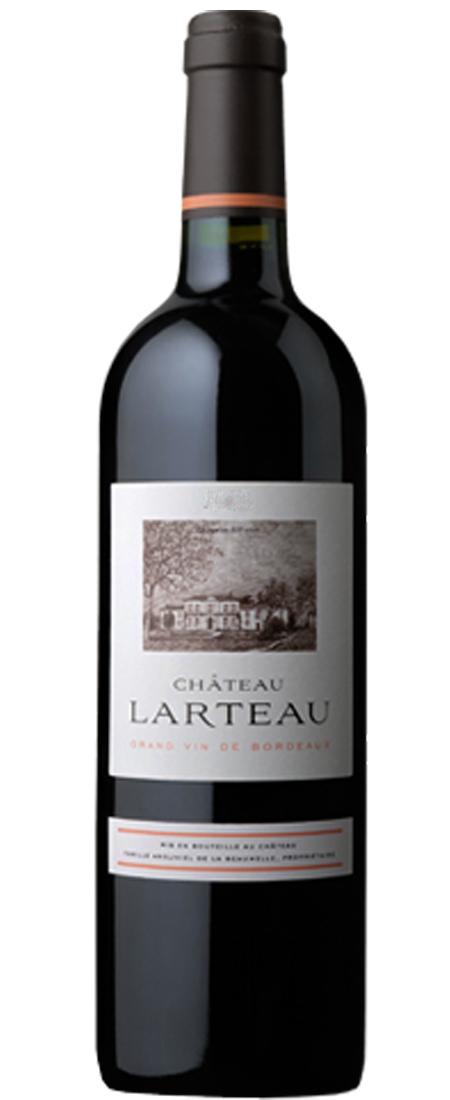 Bordeaux Superieur, Château Larteau 2010