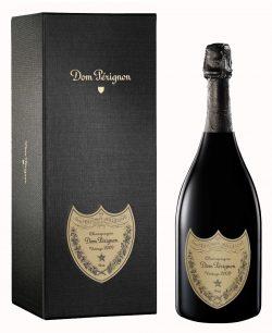 Champagne, Dom Pérignon 2009 i gaveæske