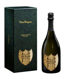 Champagne, Dom Pérignon 2008 Lenny Kravitz Limited Edition i gaveæske