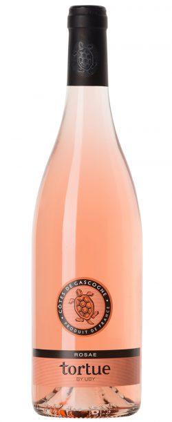 Côtes de Gascogne, Uby Tortues Rosé 2018
