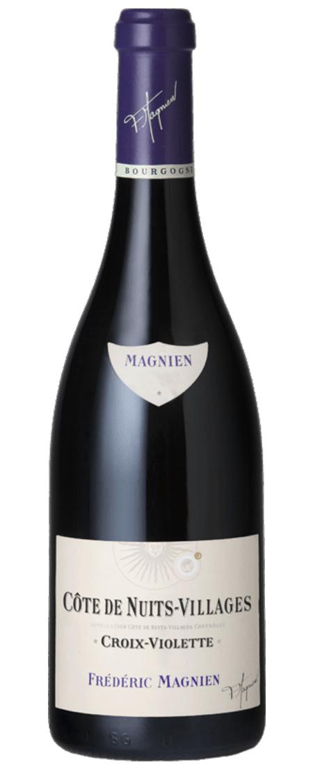 """Bourgogne, Frederic Magnien, Bourgogne Cote de Nuits """"Croix Violette"""" 2015"""