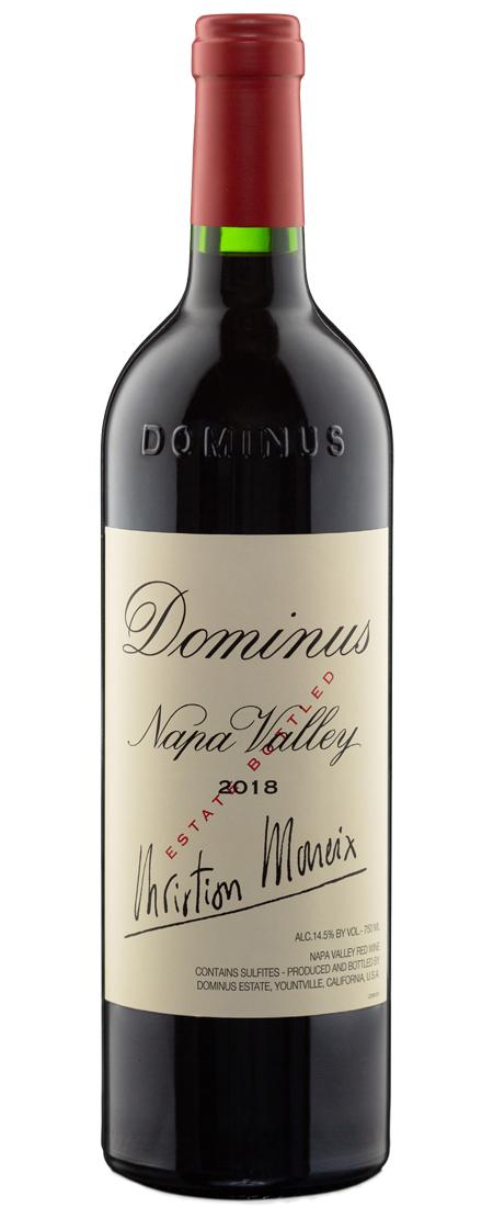 Californien, Napa Valley, Dominus 2018